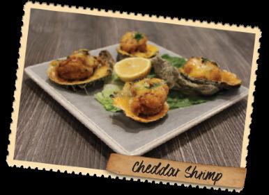 Cheddar Shrimp
